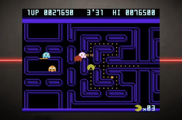 'Pac-Man: Championship Edition' demake is coming to the US