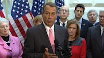 """House Republicans offer Obama """"temporary increase"""" in debt ceiling"""