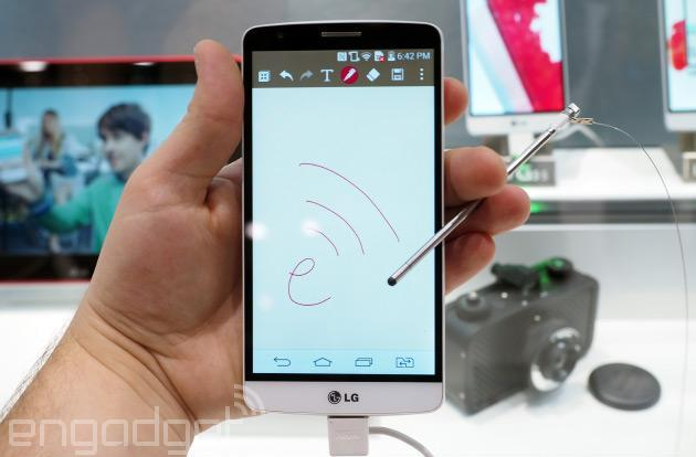 The LG G3 Stylus may do well in developing markets, if the price is right