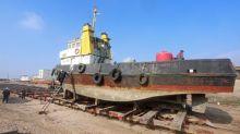 A century on, Basra's British-era shipyard going strong