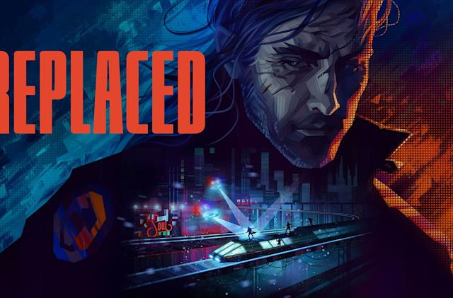 'Replaced' is a dystopian cyberpunk platformer for Xbox and Windows