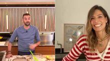 """""""Tous en cuisine"""" : Laury Thilleman conseille Cyril Lignac et exaspère les internautes"""
