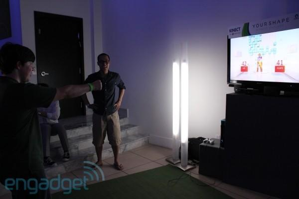 Your Shape for Kinect preview: the path to enlightenment, one virtual step at a time (video)