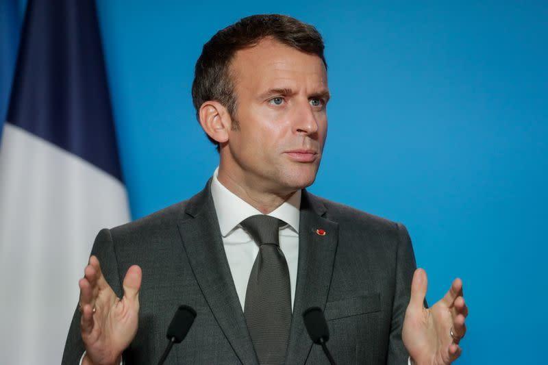 Tigré: Macron appelle à une cessation des hostilités