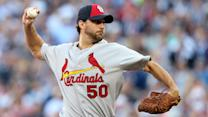 Wainwright on All-Star game pitch to Jeter