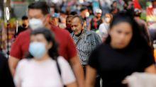 Mexico warns of coronavirus rebound from big holiday crowds