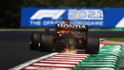 匈牙利GP自由練習一Verstappen略快Mercedes雙雄