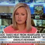 Alexandria Ocasio-Cortez mocks Iowans, calls Electoral College a racist scam