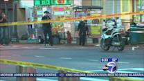 Bystanders shot by police in Times Square