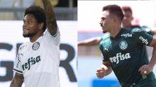 Dupla afiada! Luiz Adriano e Willian participam de 62% dos gols do Palmeiras na temporada de 2020