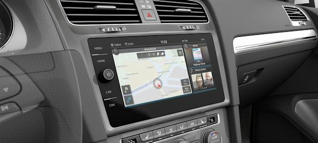 Volkswagen announces e-Golf Touch with gesture controls