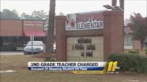 Teacher accused of slapping elementary student