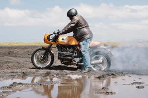有破壞才有建設!BMW「Cafe Racer Dirty Ranga」