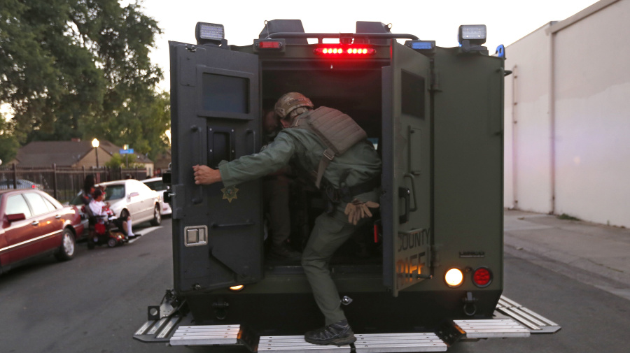 Slain Sacramento officer on force just 6 months