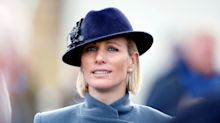 How Zara Tindall is celebrating Cheltenham at home - as horse racing event takes place behind closed doors