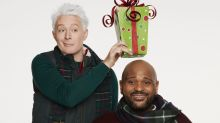 'American Idol' Rivals Ruben Studdard and Clay Aiken To Reunite For Broadway Holiday Show