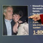 Judge OKs release of Ghislaine Maxwell transcripts