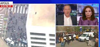 Gutfeld's take on Chauvin verdict stuns Fox hosts