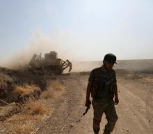 U.S. Forces Try to Stop Syrian Regime Forces from Helping Kurds Fight Turkey