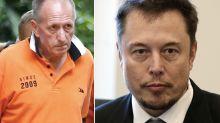 Elon Musk apologises for calling Thai cave diver a 'pedo'