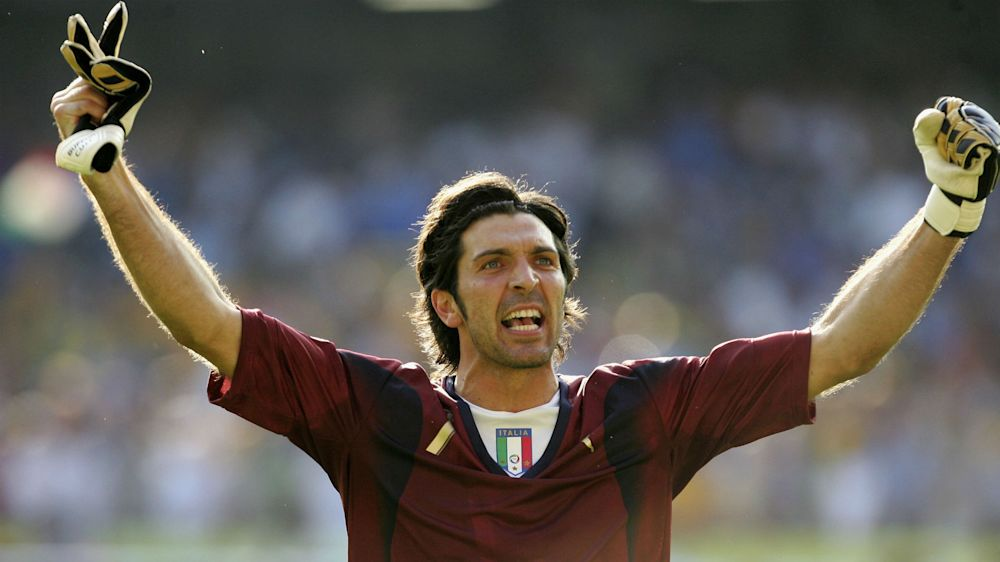 The Milestone Man: Buffon's 1,000 games in Opta numbers