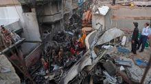 2 passengers survived fatal Pakistan plane crash that killed 97