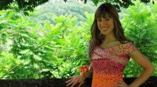 Crafty Woman Uses 10,000 Starburst Wrappers to Make Stunning Dress