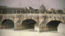 Hommage à Christo : ses maquettes et dessins préparatoires exposés au musée Würth d'Erstein