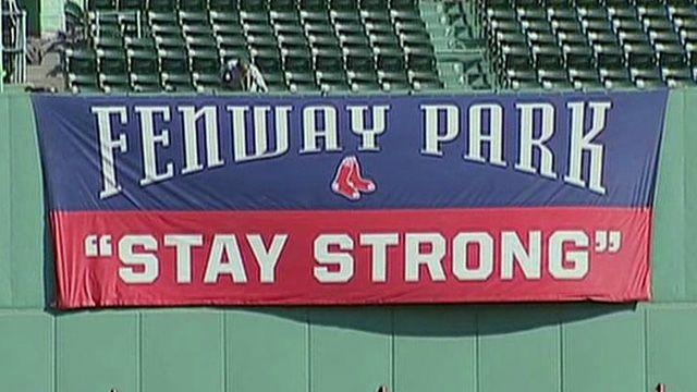 Preparations underway in Boston for Game 1 of World Series