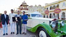 An absolute treat for vintage car lovers - Attending the Cartier Concours d'Elegance 2019 in Jaipur
