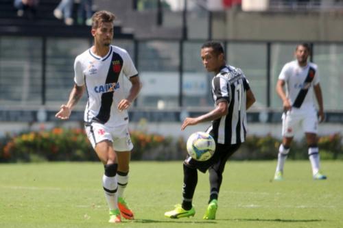 Vasco e Botafogo ficam no empate em São Januário pelo Carioca sub-20