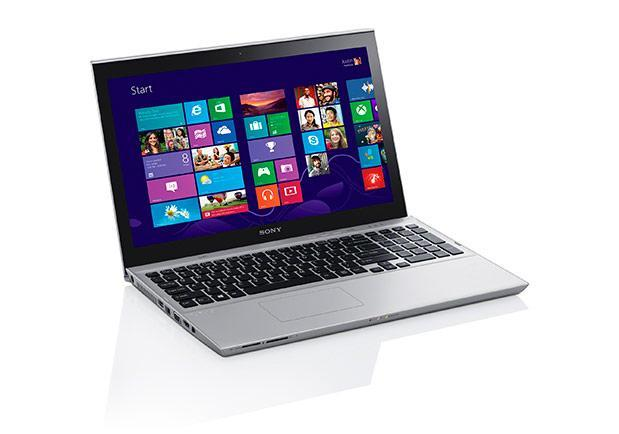Sony announces VAIO T15 Ultrabook with touch, new touch-enabled VAIO T14