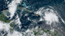 Double hurricane threat as Tropical Storms Laura and Marco advance towards US Gulf Coast