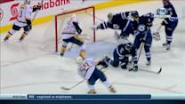 Josi scores after fantastic passing sequence