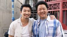 'Fresh Off the Boat' First Look: 'Kim's Convenience' Star Simu Liu Drops by 100th Episode (Exclusive)