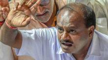 Karnataka LIVE: Kumaraswamy to face floor test today, Congress-JD(S) MLAs confined to hotels