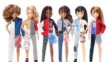 Mattel lança coleção de Barbie sem gênero