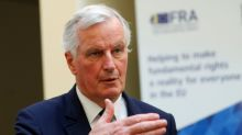 Britain could access but not develop European GPS, Barnier says