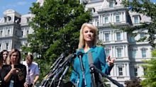 Kellyanne Conway Asks Reporter: 'What's Your Ethnicity?'