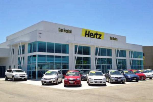 Hertz Pulls In financing Needed To Reorganize  image