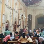 Sri Lanka church bombings investigation underway