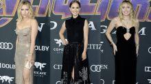 PHOTOS.Scarlett Johansson, Natalie Portman, Miley Cyrus : les stars très chics à l'avant-première des Avengers