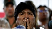 Bolivian Congress to vote on Morales' resignation