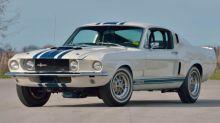 全球僅此一輛 − 1967 年 Ford Mustang Shelby GT500 以 220 萬美元高價售出