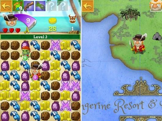 Ron Gilbert's next game, Scurvy Scallywags, is a pirate match-3 RPG