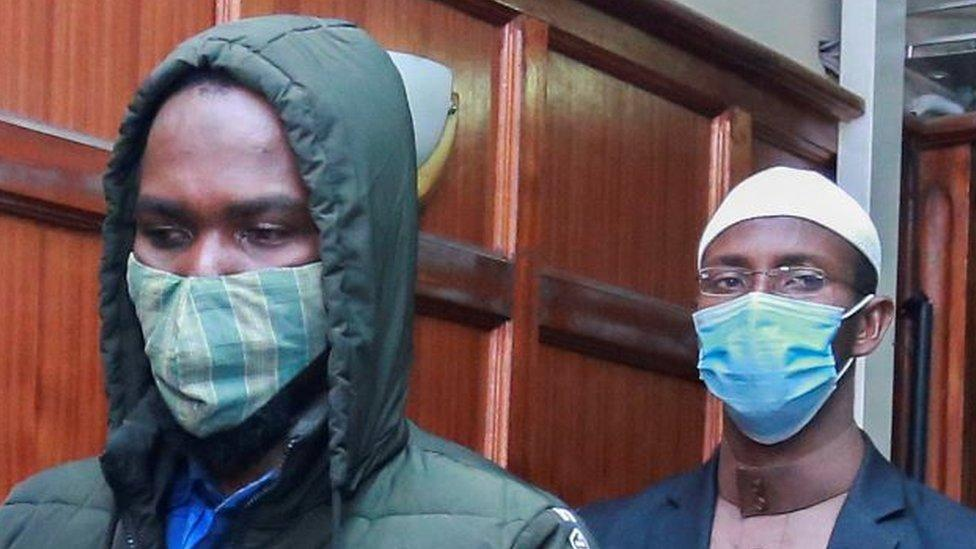 Westgate attack: Two jailed over Kenyan shopping mall attack