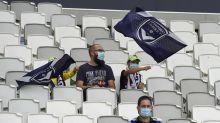 Coronavirus : les Girondins de Bordeaux renoncent à accueillir du public au stade