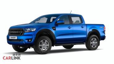 不喜歡「福祿仔」藍標橢圓廠徽嗎? 巴西專屬Ranger Storm改裝品還不快改爆!