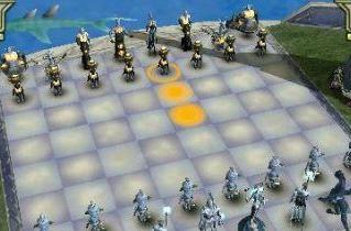 Konami code hidden in upcoming online chess game