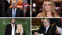 Die Promi-Skandale, die das letzte Jahrzehnt erschütterten